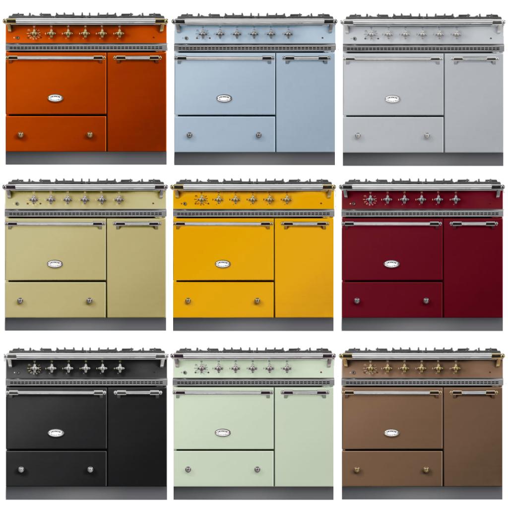 piano de cuisson lacanche vougeot modern four gaz plaque de cuisson 5 feux gaz. Black Bedroom Furniture Sets. Home Design Ideas