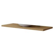 Plan Moa 120cm Chêne clair - OZE Réf. PLMOA1200