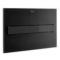 Plaque de commande PL7 Noir mat - ROCA Réf. A890088206