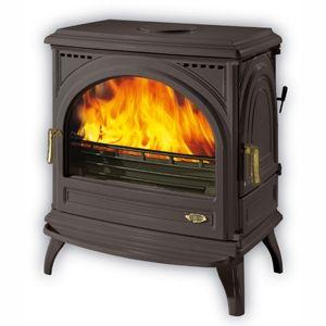 po le bois godin le carvin 366101 peint. Black Bedroom Furniture Sets. Home Design Ideas