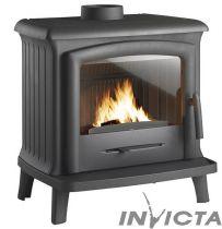 Poêle à bois Invicta Norik 9121-44 6kW Anthracite