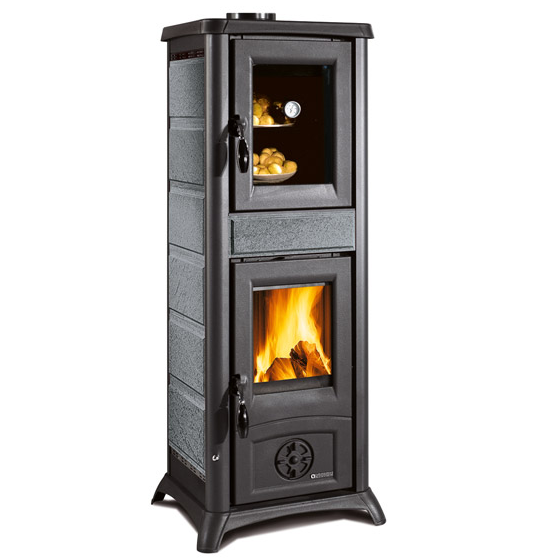 po le bois la nordica gemma forno 7111702 7kw pierre naturelle. Black Bedroom Furniture Sets. Home Design Ideas