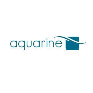PREFIXE RECTANGLE bonde centréeBlanc Aquarine Réf. 820886