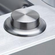 PROMO : bouton-poussoir rond AI PD VID - FRANKE Réf. 686987