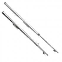 Rails télescopiques 1 niveau extension totale - AEG / Electrolux (accessoires) Réf. TR1LFV