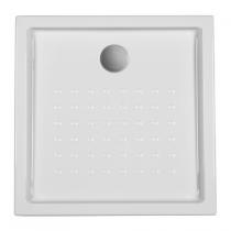 Receveur à poser Mosaico 75x75x16cm Blanc - SANINDUSA Réf. 800440