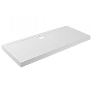 Receveur à poser Open 160x70cm Blanc - SANINDUSA Réf. 801630