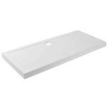 Receveur à poser Open 170x80cm Blanc - SANINDUSA Réf. 801690