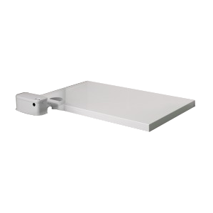 receveur extra plat kin matic ext rieur 100x80 pompe gauche blanc kinedo r f rd593. Black Bedroom Furniture Sets. Home Design Ideas
