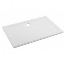 Receveur extra-plat Open 150x70cm Blanc - SANINDUSA Réf. 801380
