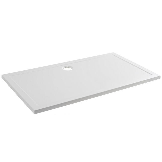 Receveur extra-plat Open 160x75cm Blanc - SANINDUSA Réf. 801440