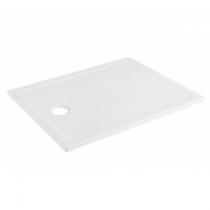 Receveur extra-plat Stepin 100x80cm Blanc - SANINDUSA Réf. 107542