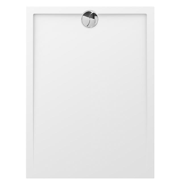 Receveur rectangle Prefixe 120x80cm Blanc - AQUARINE Réf. 820888