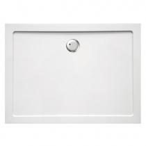 Receveur rectangulaire Ako 120x90cm acrylique Blanc - OZE Réf. AKO120X90