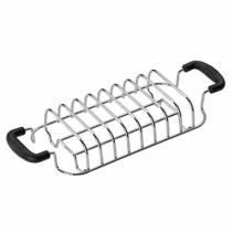 Réchauffe pain et viennoiseries porte-tranches pour toaster TSF01 - SMEG Réf. TSBW01