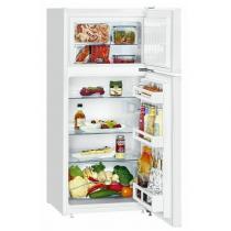 Réfrigérateur 2 portes 153+44l A++ 55cm Blanc - LIEBHERR Réf. CTP210