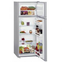 Réfrigérateur 2 portes 191+44l A++ 55cm Silver - LIEBHERR Réf. CTPsl230