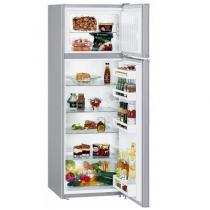 Réfrigérateur 2 portes 220+52l A++ 55cm Silver - LIEBHERR Réf. CTPsl250