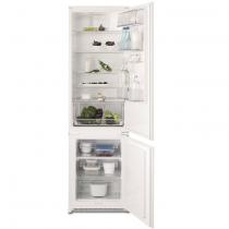 Réfrigérateur combiné intégrable 54cm 228+75l A+ à glissières - ELECTROLUX Réf. ENN3111AOW