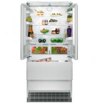 Réfrigérateur multiportes intégrable 357+114l A++ à pantographe - LIEBHERR Réf. ECBN6256