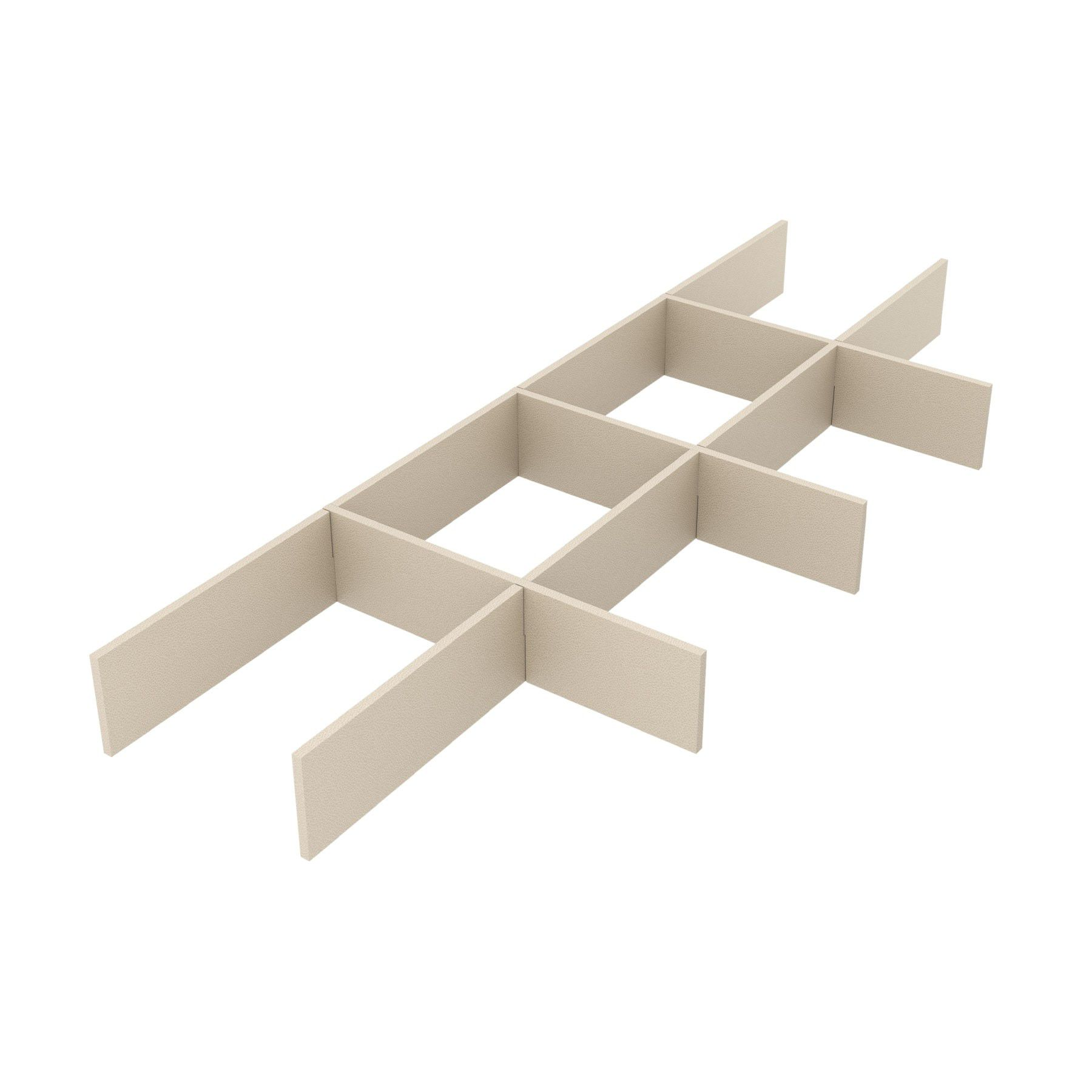 separateur tiroir inferieur pour meubles 1000 noja arenys salgar ref 85232