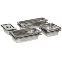 Set de cuisson inox pour four vapeur (8 pièces)   - ELECTROLUX Réf. PKKS8