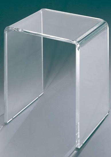 Siège transparent - LEDA Réf. L29PL800