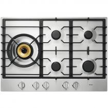 Table de cuisson gaz 75cm 5 foyers Inox - ASKO Réf. HG1776SB