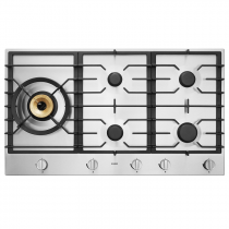 Table de cuisson gaz 90cm 5 foyers Inox - ASKO Réf. HG1986SB