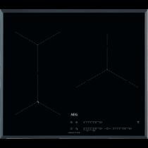 Table de cuisson induction 60cm 3 foyers Noir - AEG Réf. IAE63431FB