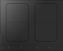 Table de cuisson induction 64cm 4 foyers Noir graphite - ASKO Réf. HI1655M