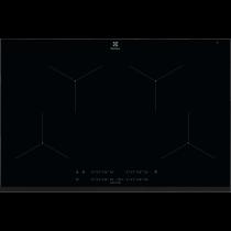 Table de cuisson induction 78cm 4 foyers Noir - ELECTROLUX Réf. EIT814