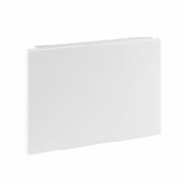 Tablier latéral Urb.y 80cm Blanc - SANINDUSA Réf. 8077020000