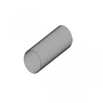 Tuyau Aluminium flexible rond Ø125 - FALMEC Réf. 114177