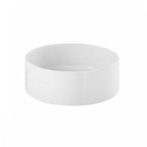 Vasque à poser Round Ø40cm Blanc - SANINDUSA Réf. 108980