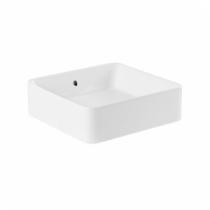 Vasque à poser Sanlife 40cm Blanc - SANINDUSA Réf. 136729004