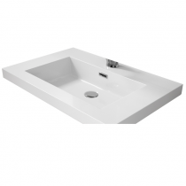 Vasque Toscana 70.5cm Blanc - SALGAR Réf. 20749