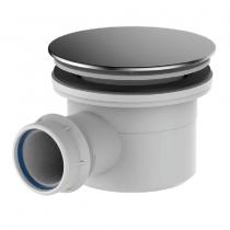 Vidage pour douche 115mm Chromé - GRB Réf. 00040002